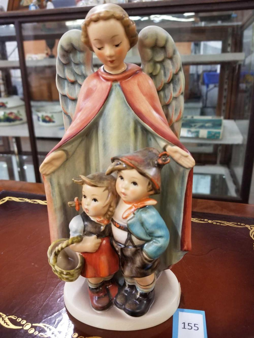 "HUMMEL ""HEAVENLY PROTECTION"" FIGURINE"