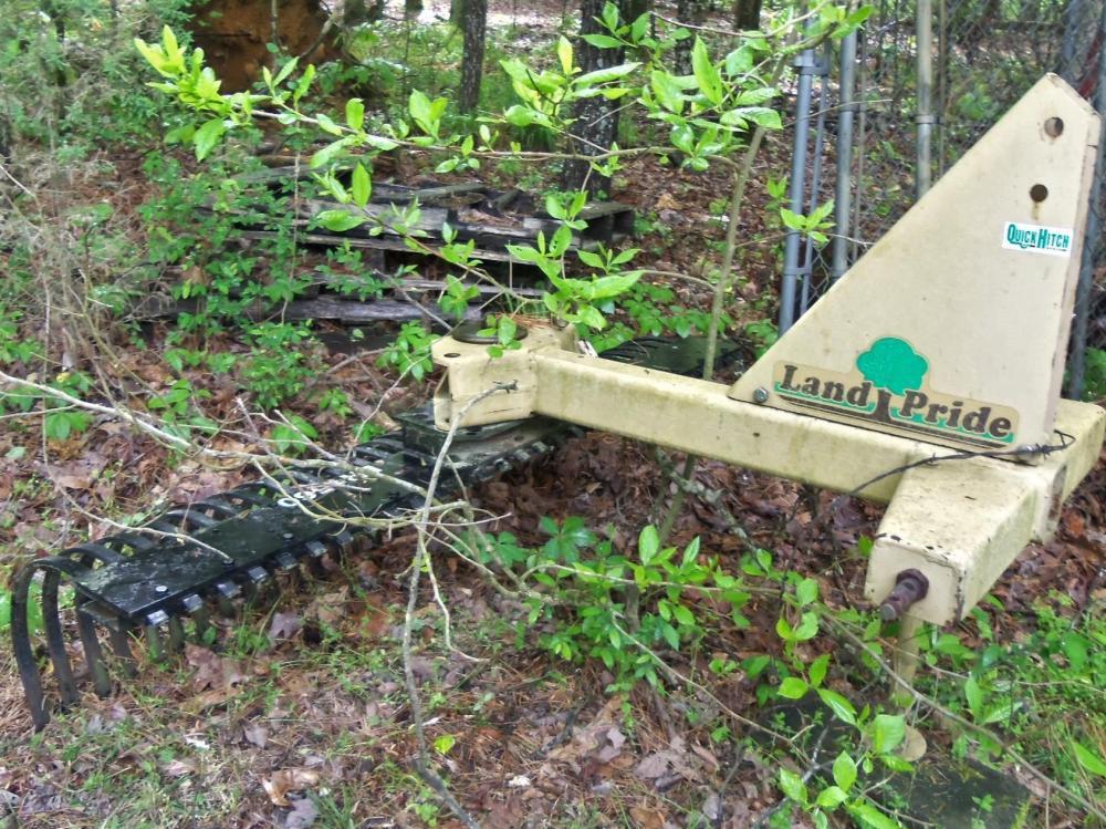 Land Pride LR 1560 5' Landscape Rake