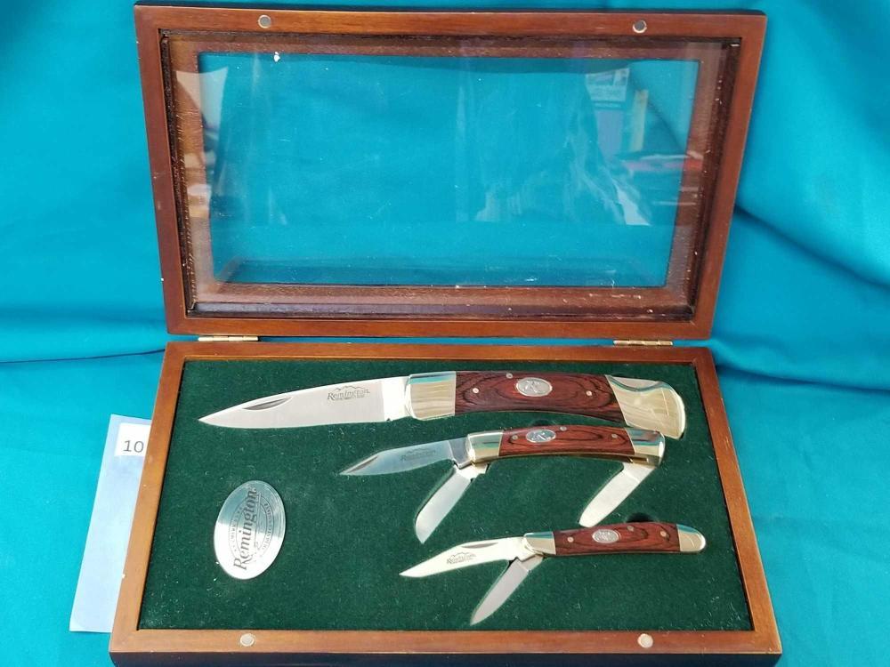 REMINGTON SPORTSMAN 3 KNIFE SET