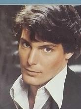 Lot 69: CHRISTOPHER REEVE COLOR SIGNED PUBLICITY PHOTO