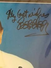 Lot 84: BOB HOPE COLOR SIGNED 82ND BIRTHDAY PHOTO