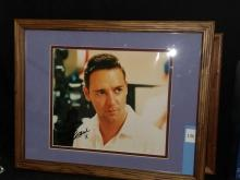 Lot 136: RUSSELL CROWE COLOR MOVIE STILL SIGNED PHOTO