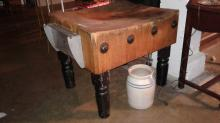 Antique Furniture, Primitives & Collectibles Auction