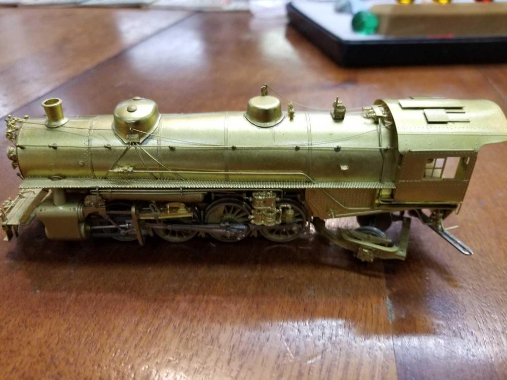 STEWART HOBBIES HO SCALE MODEL TRAIN ENGINE, SUNSET MODELS