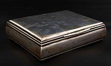 Pest Silver Card Box