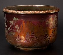 Zsolnay Pot with Ornamental Decoration