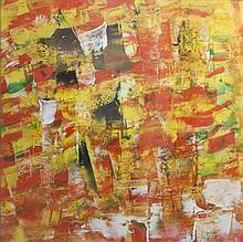 Antal Bíró (1907-1990): Abstract