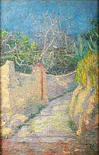 János Bednár (1886-1932): Stone Fences