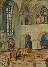 Imre Ámos (1907-1944): Inner-church