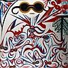 Bada Dada (1963-2006): Snowy owl party with white mice, 2003, Daniel Dávila Helmer, Click for value