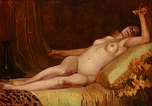 Dürnberg signed as Lying Nude