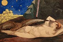Attila (Aiglon) Sassy (1880-1967) Dream of Emese