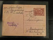 2 pcs Prisoner Letter