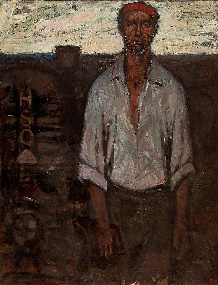György Konecsni (1908-1970) After Work