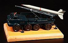 Rocket Launcher Tank - Modell