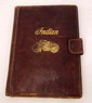 INDIAN MOTORCYCLE LEATHER WALLET POUCH