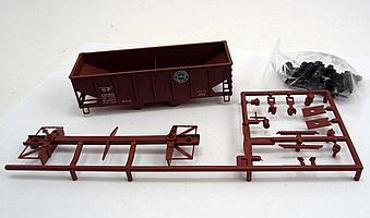 14170 - ACCURAIL SOUTHERN PAC. USRA 55 TON HOPPER TRAIN CAR