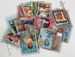 LOT OF APPROX. 100 VINTAGE BASEBALL CARDS