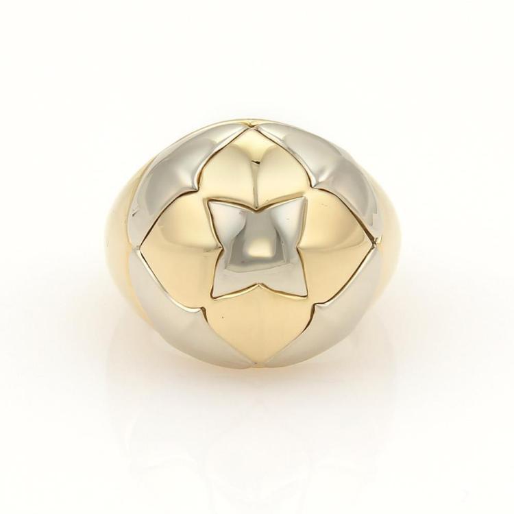 Cartier 18k Yellow Gold 2.5mm Plain Dome Wedding Band Ring Size EU 52-US 6