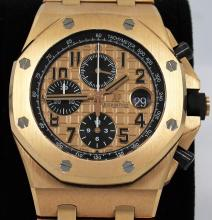 Audemars Piguet Royal Oak Offshore 42mm 18K R GOLD 26470OR.OO.1000OR.01 B&P