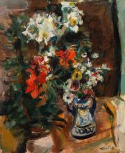 Rajmund Kanelba - Flowers, circa 1925-1928