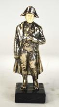 Sterling Silver Napoleon Figure