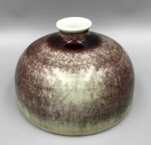 Chinese Red Flambe  Water Pot