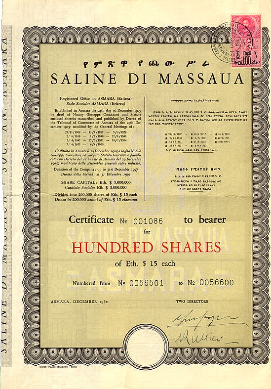 Saline di Massaua