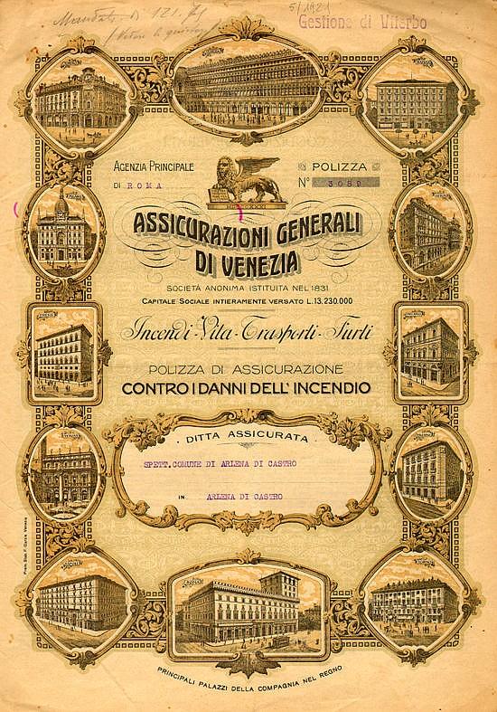 Assicurazioni Generali di Venezia