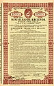 4% Republica del Paraguay - Ministerio de Hacienda-