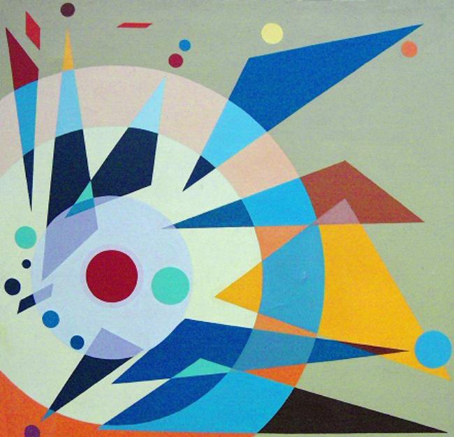 Equilibrium (geometric pinwheel)