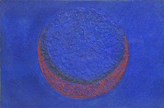 Untitled (Red Crescent)