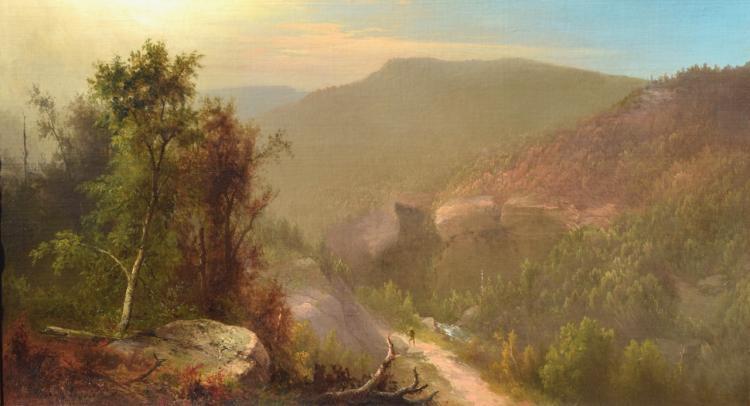 Charles Sommer, American (1829 - 1894),