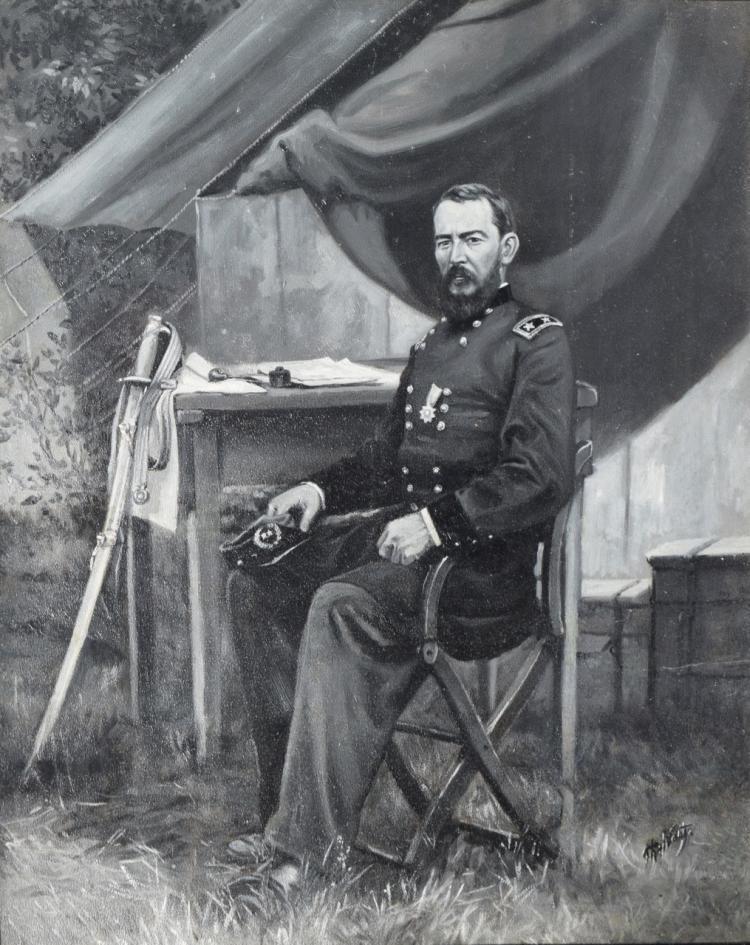 Thomas Nast, Portrait of General Philip Sheridan