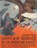 Army Air Service. 1917, Charles Livingston Bull, $2,000