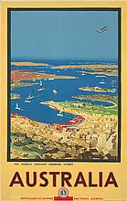 Australia / Loveliest Harbour. 1930