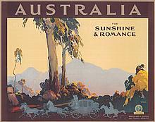 Australia for Sunshine & Romance.