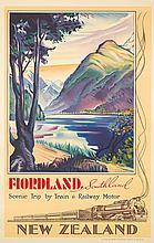 New Zealand / Fiordland.