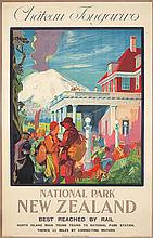 New Zealand / Chateau Tongario. ca. 1930