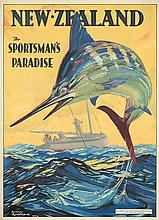 New Zealand / The Sportsman's Paradise.