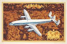 Air France / Super Constellation. ca. 1953