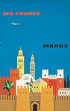 Air France / Maroc. 1959