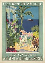 Voyages en Algerie en Tunisie et au Maroc. ca. 1910