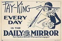 Fay-King / Daily Mirror. ca. 1926