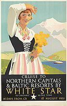White Star / Baltic Resorts. 1931