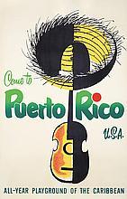 Come to Puerto Rico.