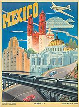 Mexico. ca. 1944