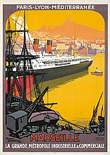Marseille / Métropole-Industrielle. ca 1923