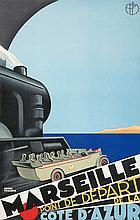 Marseille / Côte d'Azur. 1929