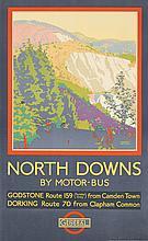 North Downs. ca. 1929